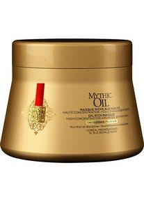 L´Oréal L'Oréal Professionnel Haarpflege Mythic Oil Maske für kräftiges Haar 75 ml
