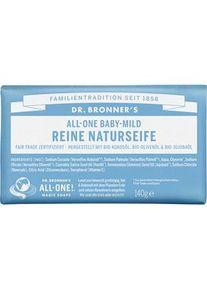 Dr. Bronner's Pflege Körperpflege All-One Baby-Mild Reine Naturseife 140 ml
