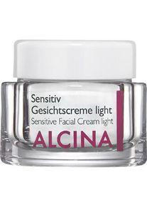 Alcina Kosmetik Empfindliche Haut Sensitiv Gesichtscreme Light 50 ml