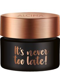 Alcina Kosmetik Effekt & Pflege It's Never Too Late! Anti-Falten-Gesichtscreme 50 ml