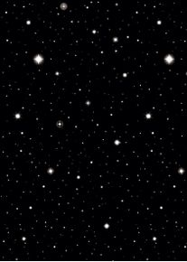 Amscan Toile de fond murale ciel étoilé romantique 1,2 X 12,2 m