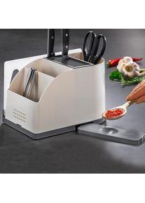 MOBISET Rangement pour ustensiles de cuisine
