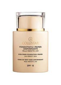 Collistar Make-up Teint Even Finish Foundation + Primer Nr. 1 Ivory 35 ml