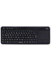 Tastatura Smart TV Hama Uzzano 3.1 (Negru)