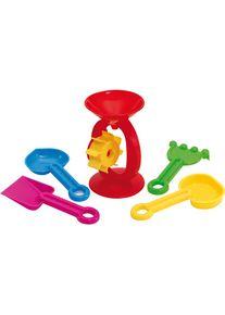 Giffits Jouets pour enfants promotion: 'Jouets de plage BEACHFUN: ...' - coloré - Plastique - comme objets-publicitaires Impression du logo moyennant des frais supplémentaires (1 pièce/prix)