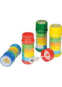 Giffits Jouets pour enfants publicitaires: 'Jeu de bulles AIR BUBBLE' - bleu / vert / rouge / jaune - Plastique - comme cadeaux-publicitaires Impression du logo moyennant des frais supplémentaires (1 pièce/prix)