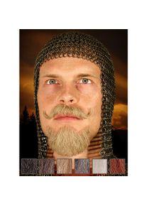 maskworld Chevalier Composition de barbe professionnelle en poils véritables