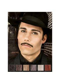 maskworld Gangster Moustache professionnelle en poils véritables