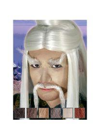 Master Lee Moustache professionnelle en poils véritables