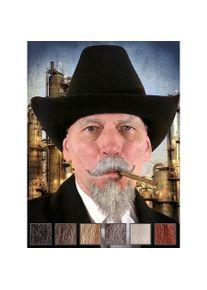 maskworld Tycoon Composition de barbe professionnelle en poils véritables