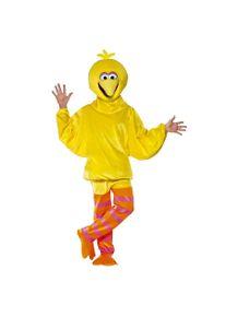 Smiffys Sesame Street Big Bird Costume