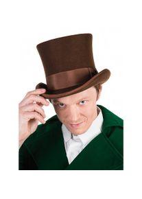 maskworld Top Hat brown Top Hat brown