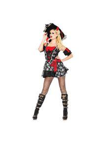 maskworld Rockabilly Pirate Costume