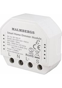 Malmbergs Wi-Fi Smart Boksdimmer