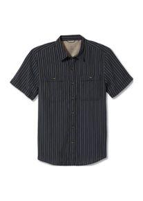 Royal Robbins VISTA DRY S/S Männer - Outdoor Hemd - blau