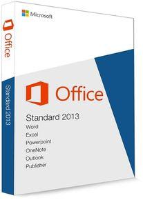 Microsoft Office 2013 Home & Business 32/64 Bit (clé de produit)