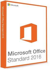 Microsoft Office 2016 Home & Business 32/64 Bit (clé de produit)