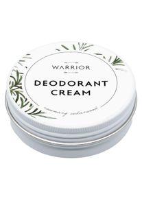 Deodorant Crme (Rozemarijn & Cederhout) - Warrior Botanicals