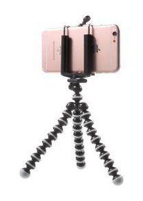 Flexibele Camera of Smartphone Tripod Zwart