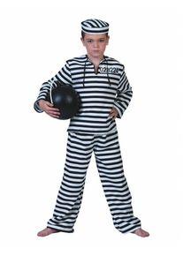 Feestbazaar Gevangenis kleding kind