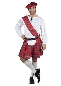 Feestbazaar Schotse kleding Boyd