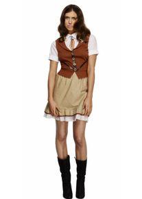 Feestbazaar Sheriff Toppers kleding dames