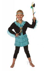 Feestbazaar Indianenmeisje kleding Wishbone