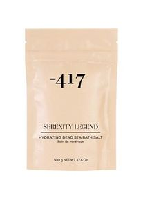 -417 Körperpflege Catharsis & Dead Sea Therapy Mineral Salt Bath 100 ml