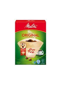 Melitta Original 102 80pc(s) Brown Basket Disposable coffee filter