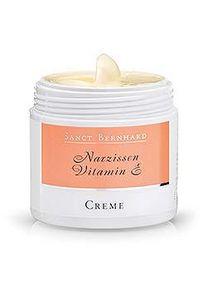 Crème au narcisse et à la vitamine E
