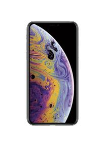Apple iPhone XS 64 Gb Silber Ohne Vertrag I 36 M. Garantie