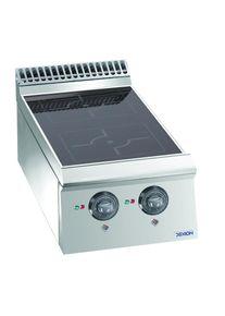 MBM Cuisinière à induction Dexion Lux 980 - 40/90 - appareil à poser  Professionnel   HoReCa   CHR