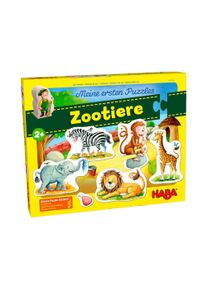 Haba Meine ersten Puzzles - Zootiere