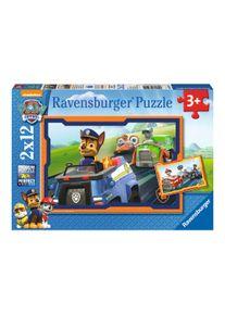 Ravensburger Puzzle - im Einsatz