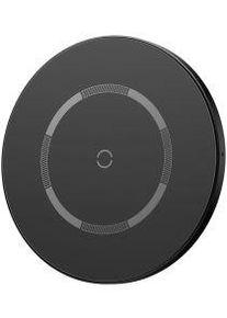 Baseus Simple 15W Draadloze Oplader voor Apple MagSafe Zwart