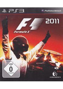 Codemasters F1 2011 | Sony PlayStation 3
