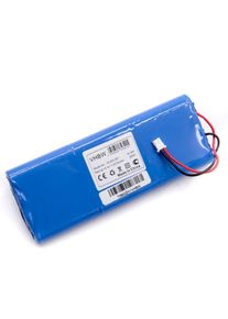 vhbw NiMH-battery - 2000mAh (14.4V) for robotic vacuum cleaner home cleaner household robot OZROLL Smart Drive Smart Control 10