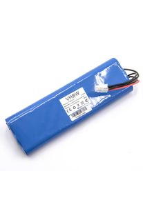 vhbw NiMH-battery - 2000mAh (18V) for robotic lawnmower replaces 112862101