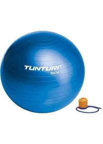 Tunturi Fitnessbal 90cm Blauw