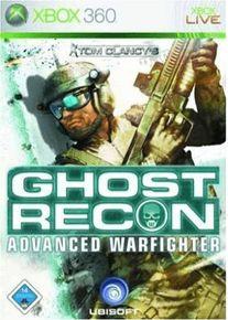 Ubisoft Tom Clancy's Ghost Recon Advanced Warfighter | Microsoft Xbox 360