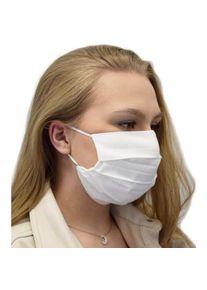Europe International Ltd. Mund- und Nasenmaske, feuchtigkeitsabweisend, wiederverwendbar, Gesichtsmaske mit Ohrschlaufen, kein zertifiziertes medizinisches Produkt, 1 Maske