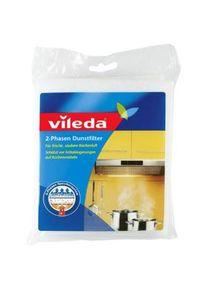Vileda 2-Phasen-Dunstfilter, Für eine frische und saubere Küchenluft, 1 Packung = 1 Stück