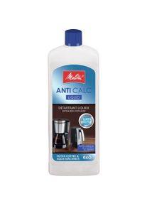 Melitta Haushaltsprodukte GmbH & Co. KG Melitta® ANTI CALC Flüssigentkalker für Filterkaffemaschinen, Kalklöser auch für Wasserkocher geeignet, 250 - Flasche