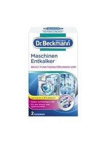 delta pronatura Dr.Krauss & Dr.Beckmann KG Dr. Beckmann Maschinen Entkalker, Maschinenentkalker für Spül- und Waschmaschinen, 1 Packung = 2 x 50 g