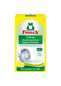 Erdal-Rex Frosch Citrus Waschmaschinen Hygienereiniger, Sanft reinigender Waschmaschinenreiniger, 250 g - Packung