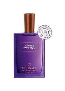 Molinard Unisexdüfte Les Éléments Vanille Patchouli Eau de Parfum Spray 75 ml