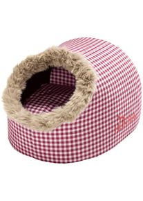 Hunter Cat cave Astana rot one-size Baumwolle, Polyester