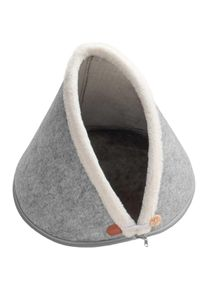 Hunter Cat cave Skive grau one-size Polyester