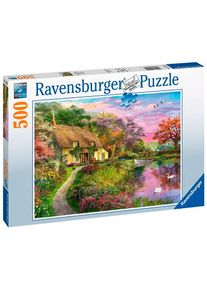 Country House 500 biter Puslespill Ravensburger Puzzle