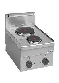 MBM Cuisinière électrique Dexion série 66 - 40/60, appareil à poser| Professionnel | HoReCa | CHR